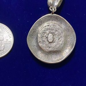 Premier Designs Jewelry - Silver tone Premiere Designs Pendant✨🖤